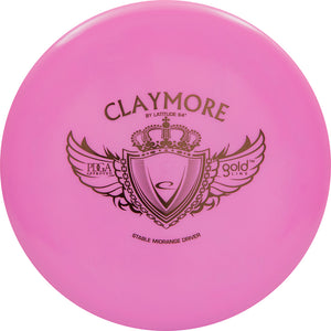 Latitude 64 Gold Line Claymore