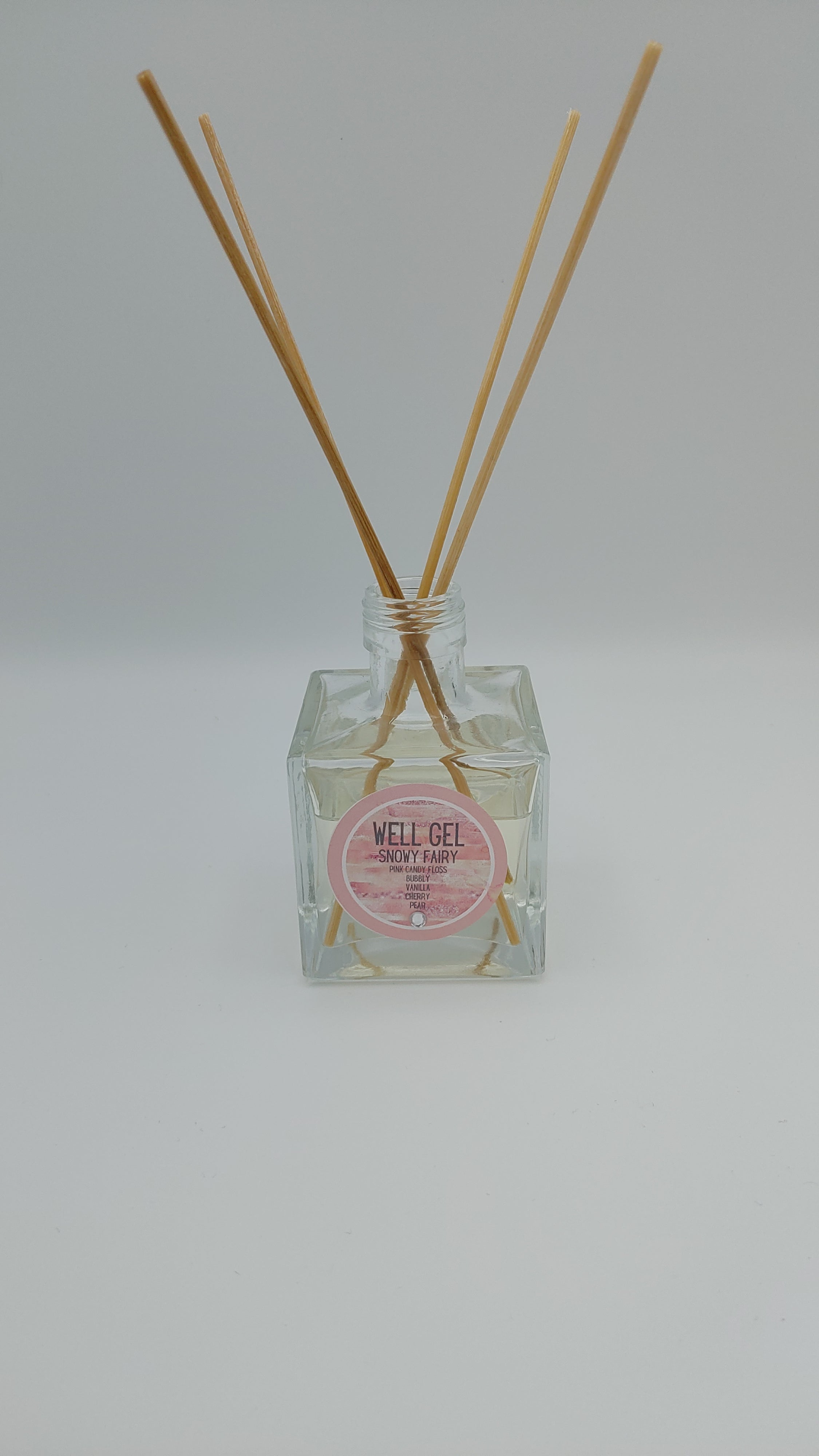 Fragrance Oil Reed Diffuser