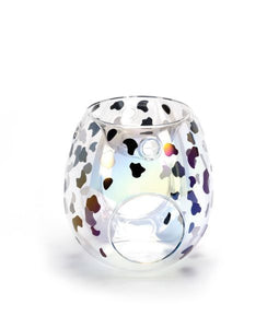 Dalmation Glass Burner