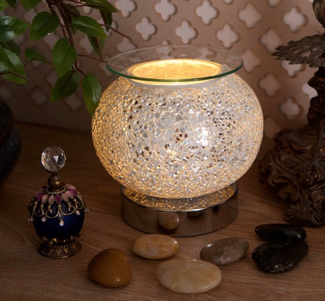 Ellipse Mosaic Lamp