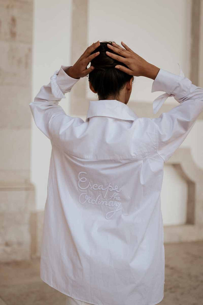 Irreverent – Organic Cotton Shirt - CARSI Collection