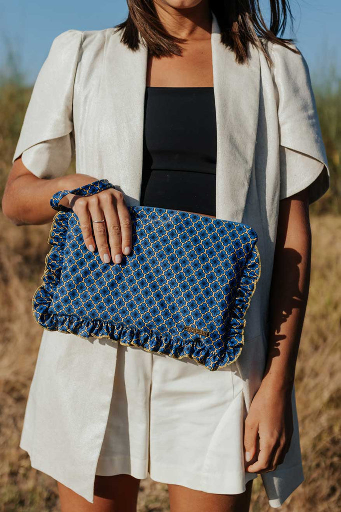 Recycled Clutch - CARSI Collection