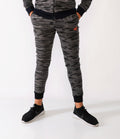 Camouflage Jogger Sweatpants for Men
