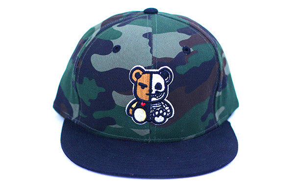 DEAD THEO HAT - CAMO