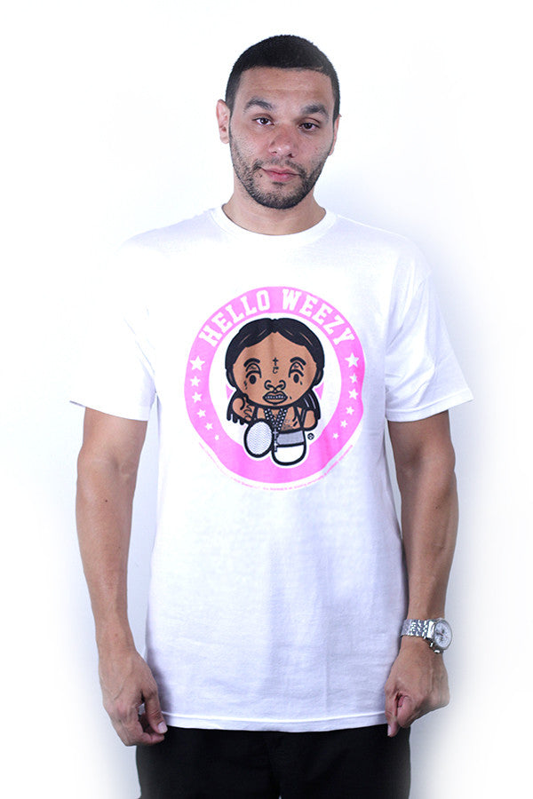 WEEZY TEE - WHITE