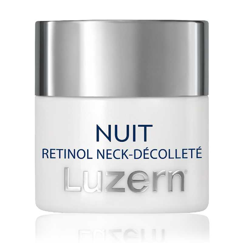 Luzern - Nuit Retinol Neck Decollete