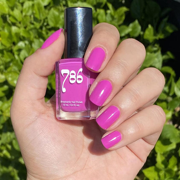 Chamarel - Halal Nail Polish - New! - 786 Cosmetics