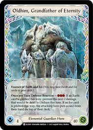 oldhim grandfather of eternity card