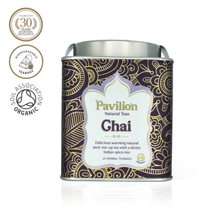 Premium Organic Chai Herbal Tea