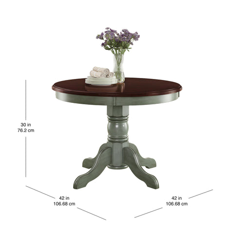 Better Homes And Gardens Cambridge Place Dining Table Multiple Finish The Scrimale Film Llc
