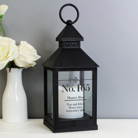 Personalised Lanterns