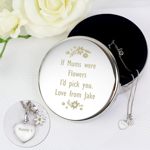 Personalised Necklace Gift Set