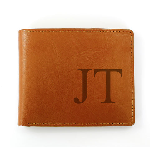 Personalised Leather Wallets