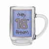 Happy 18th Birthday Blue Tankard Gift
