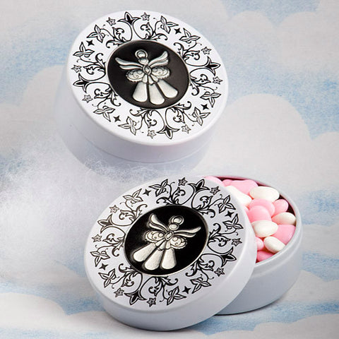 Angel Mint Tin Favours