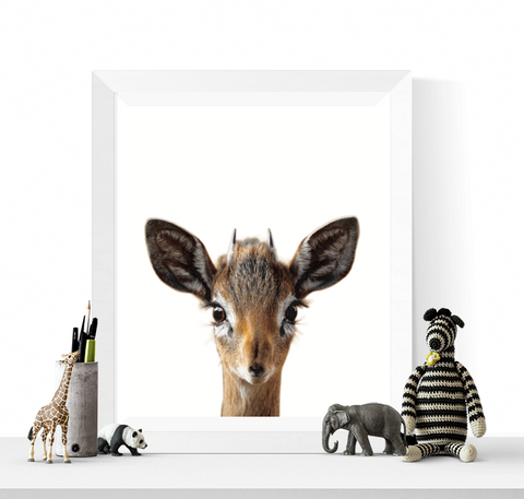 Baby Deer Printable Art