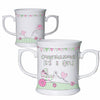 Whimsical Pram Its a Girl Loving Mug Gift