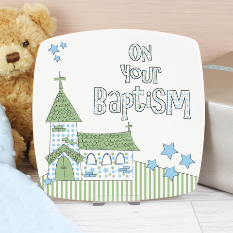 Baptism Gifts for Boys