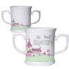Baptism Pink Church Ceramic Loving Mug