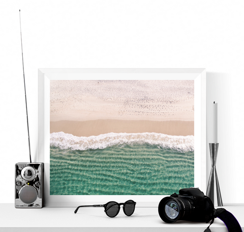 Beach Photograph Printable