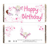 Fairy Birthday Chocolate Bar Gift