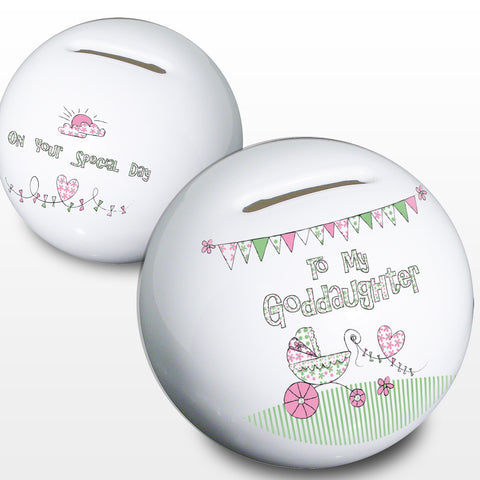 Christening Gifts for Goddaughter