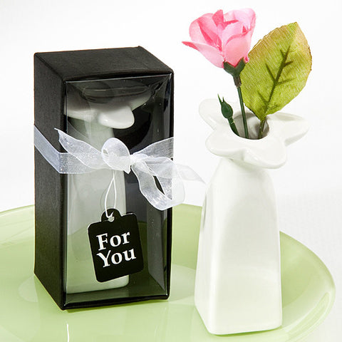 Cute Bud Vase Favour 6PK