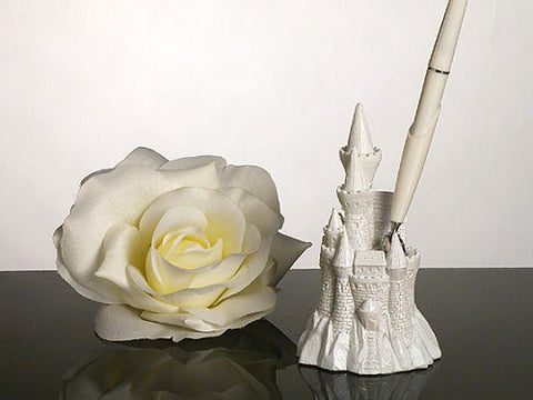 Fairytale Castle Wedding Pen Set