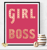 Girl Boss Printable