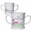 Whimsical Church Goddaughter Loving Mug Gift