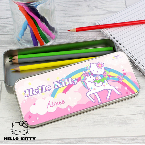Hello Kitty Pencil Tin UK