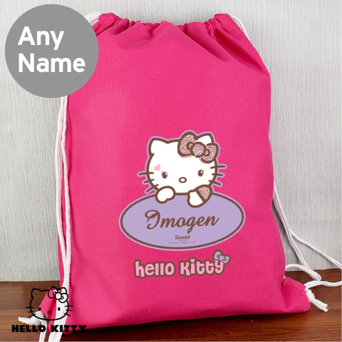 Hello Kitty Swim Bag