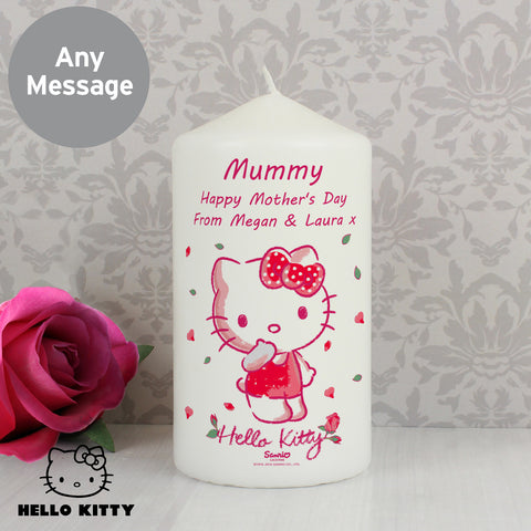 Hello Kitty Candles