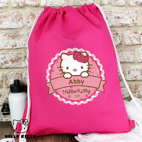 Hello Kitty Kit Bag
