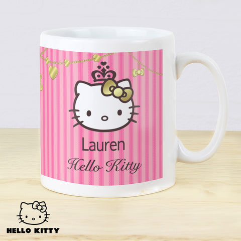 Personalised Hello Kitty Chic Mug