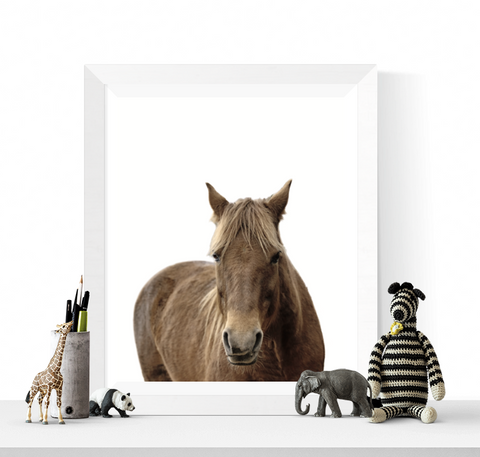 Horse Photographic Printable