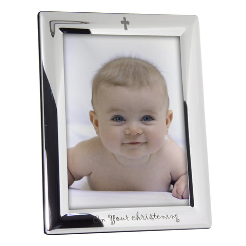 On Your Christening 5x7 Frame Gift