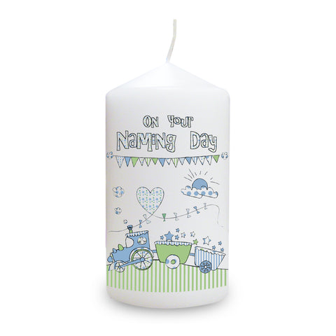 Naming Ceremony Candles