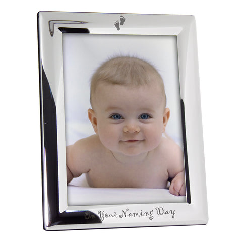 Naming Day Photo Frame