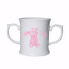 Teddy Naming Day Loving Mug Pink Gift