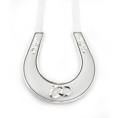 Personalised Horseshoe Good Luck Keepsake Gift