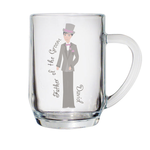 Personalised Fabulous Male Tankard