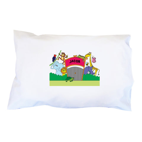 Zoo Pillowcase Gift