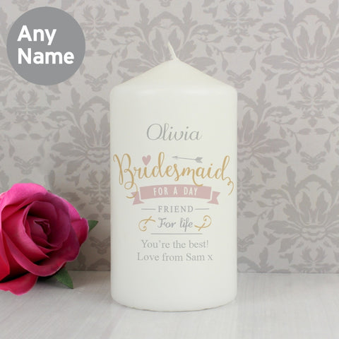 Bridesmaid Gifts UK