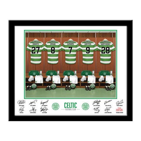 Personalised Celtic FC Gifts