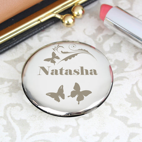 Personalised Compact Mirrors