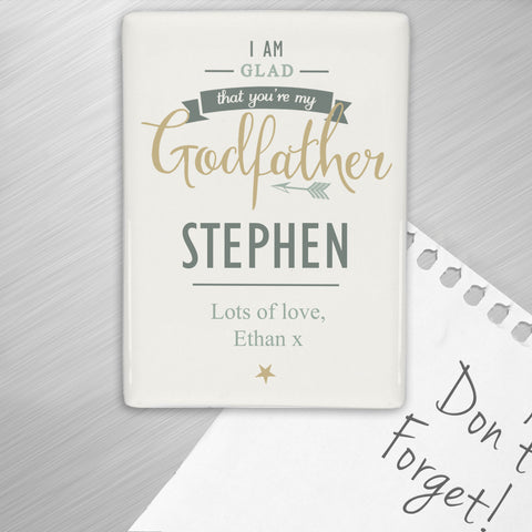 Personalised Godfather Gift