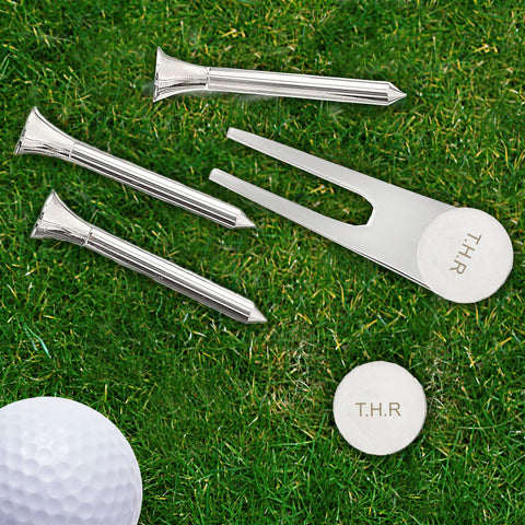 Personalised Golf Set Gift