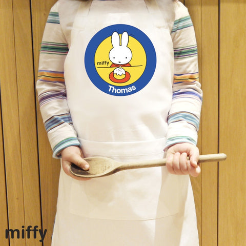 Personalised Miffy Apron