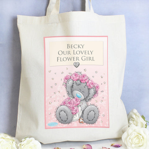 Personalised Me to You Wedding Bag